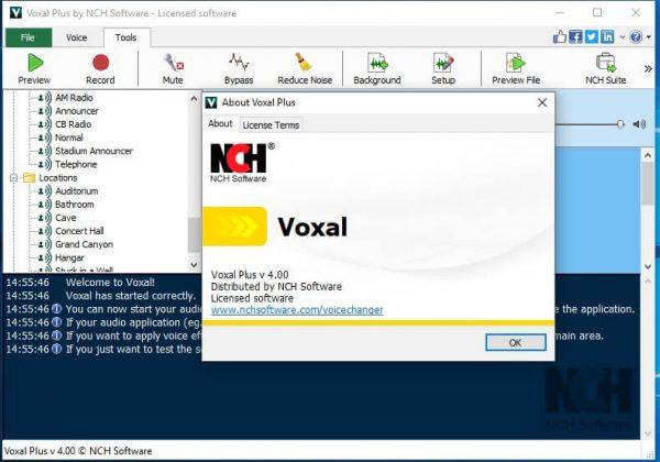 Voxal Voice Changer 6.00 Crack