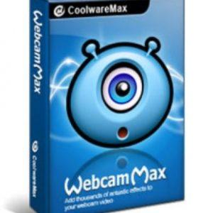 WebcamMax 8.0.7.8 Crack + Keygen Free Download