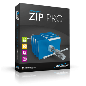 Ashampoo ZIP Pro 3.05.06 Crack + Serial Key Free Download