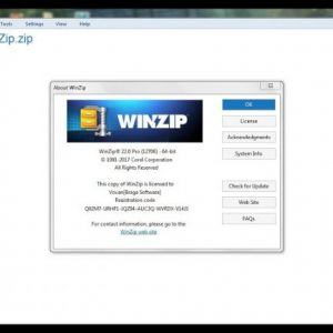 WinZip Pro 25.0 Crack