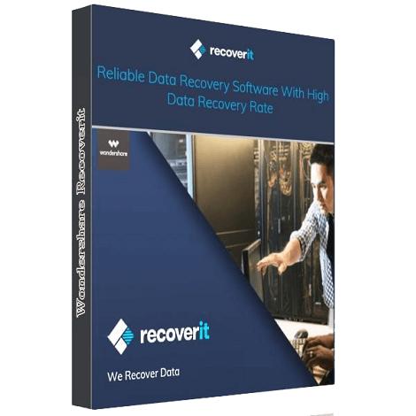 Wondershare Data Recovery 9.0.6.20 Crack + Serial Key Free Download