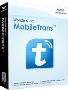 Wondershare MobileTrans 8.1.0 Crack + Serial Key Free Download