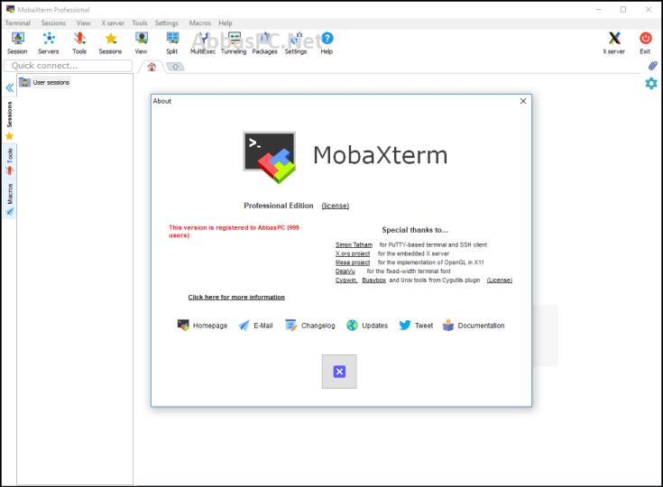 MobaXterm 21.2 Keygen