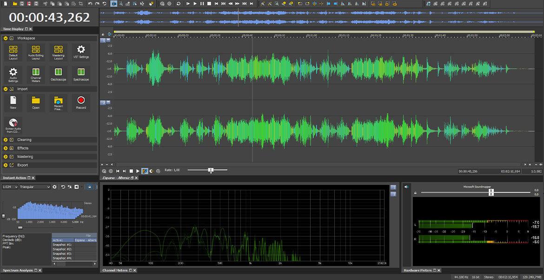 MAGIX Sound Forge Audio