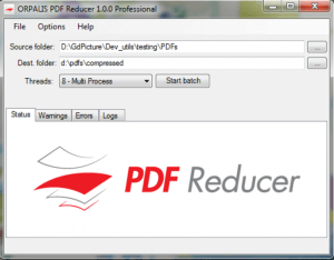 ORPALIS PDF Reducer Pro 3.1.20 Keygen