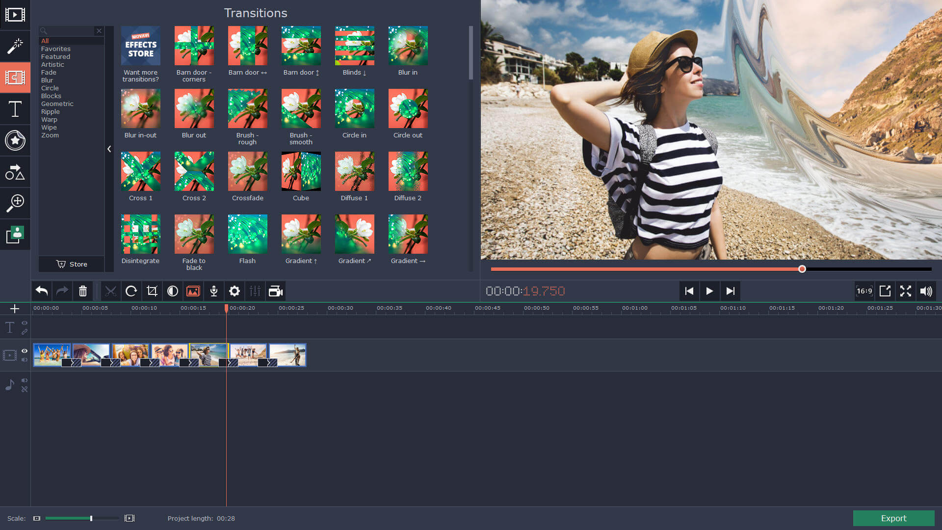 Movavi Slideshow Maker 7.0.1